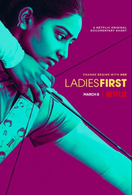Ladies First movie poster
