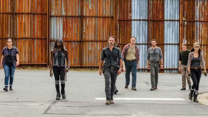 7 The Walking Dead Season 7B