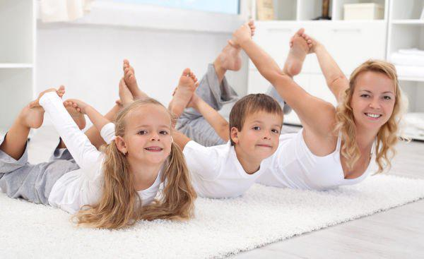 The busy-parent workout