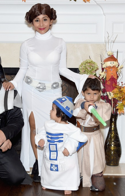 Lorenzo Dominic Lavalle: Leo celebrity babies