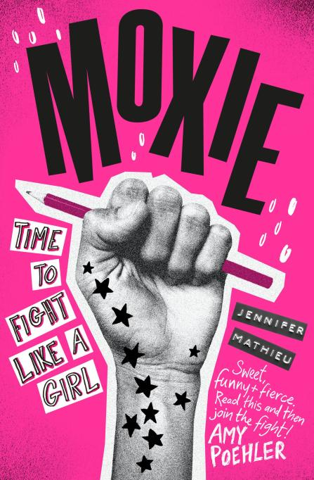 "7 Books To Start The Conversation About Sexual Assault: ""Moxie: A Novel"" by Jennifer Mathieu"
