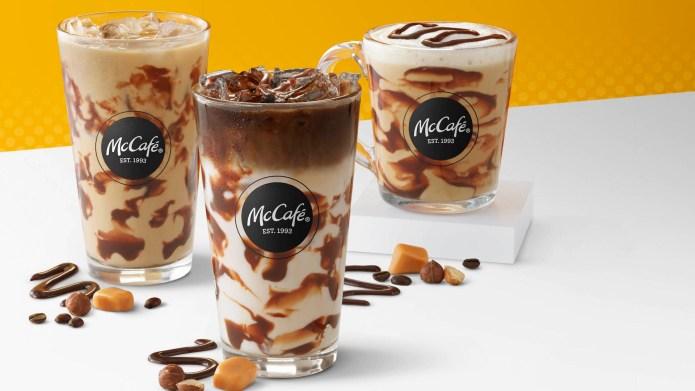 McDonald's Knows We Love Caramel So