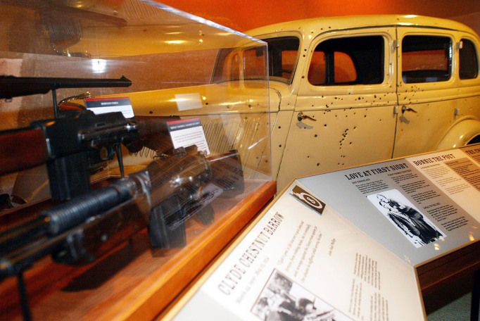 15 Incredible Facts About Bonnie & Clyde, 50 Years Later: A car with a story