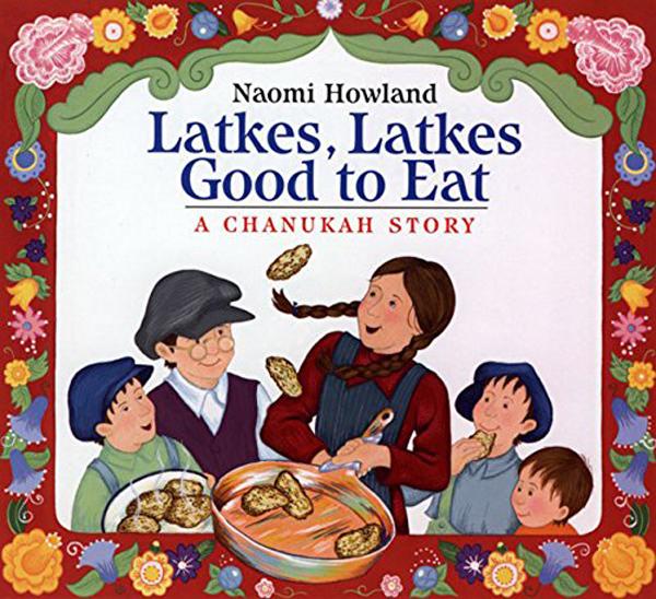 Winter Holiday Book for This Season | 'Latkes, Latkes, Good To Eat: A Chanukah Story'