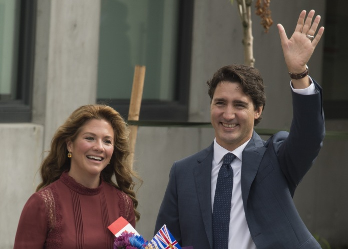 Canada's 'PM Steal Yo Girl' Proves