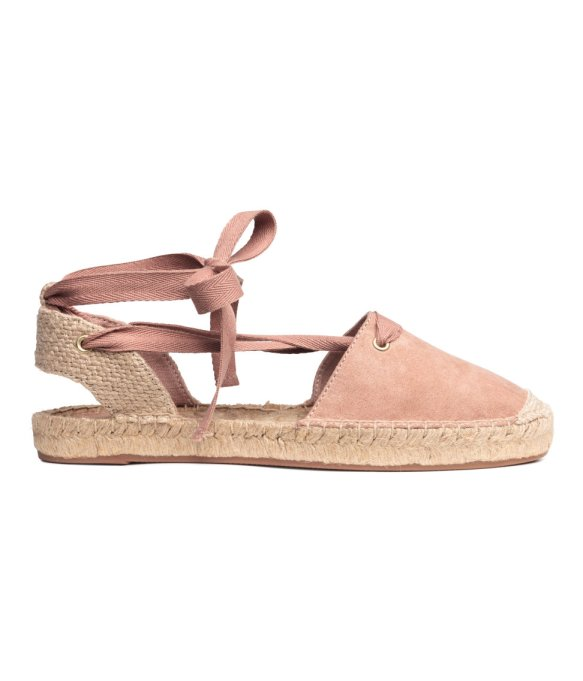Espadrilles To Scoop Up ASAP | Espadrilles with Lacing