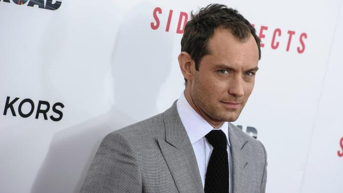 Jude Law has a type: 3
