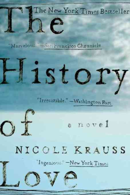 Our favorite romantic books: 'The History of Love'