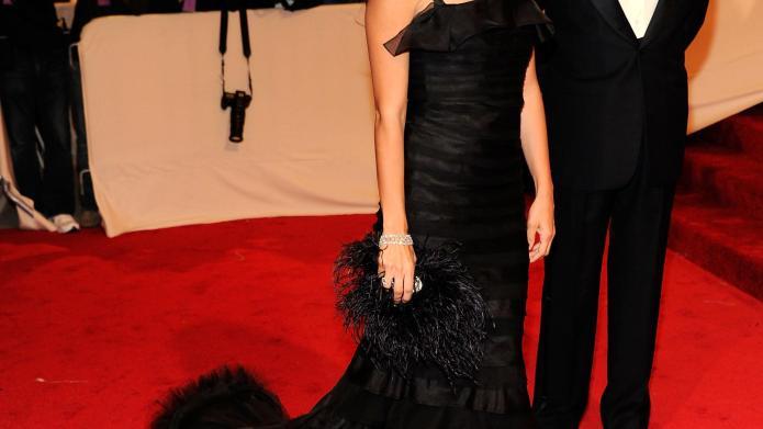 9 Oscar de la Renta gowns