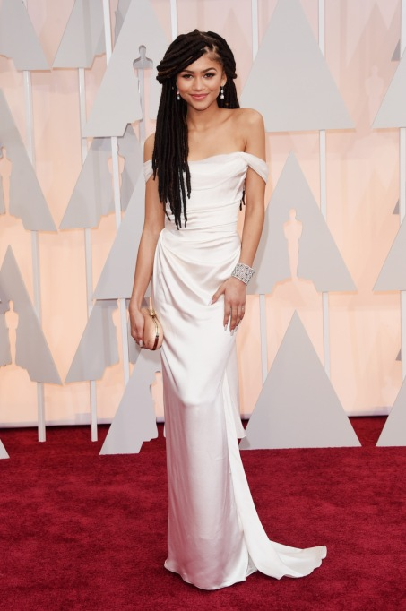 Zendaya's Killer Fashion Choices | Attending the 87th Annual Academy Awards