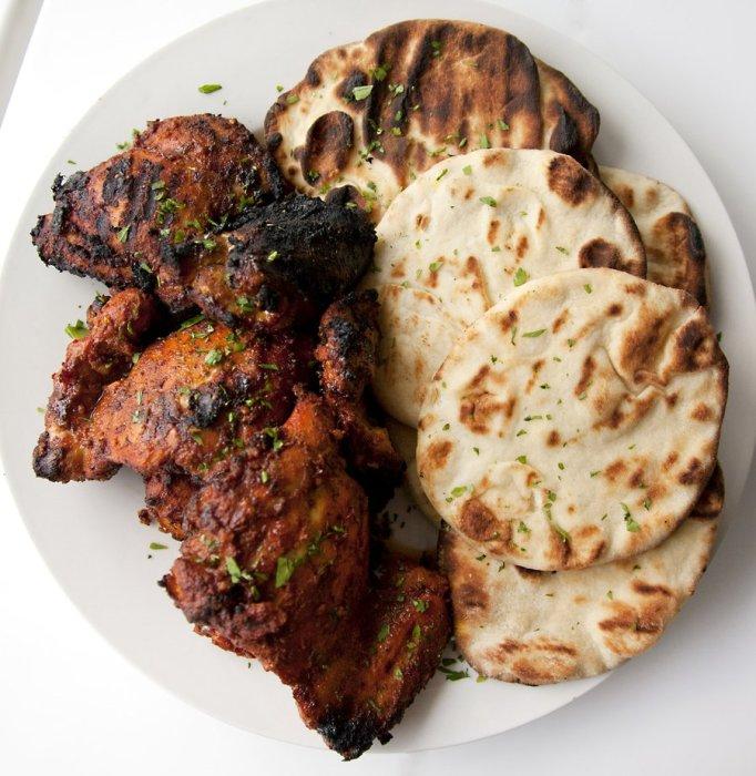 Grilled Chicken Tandoori