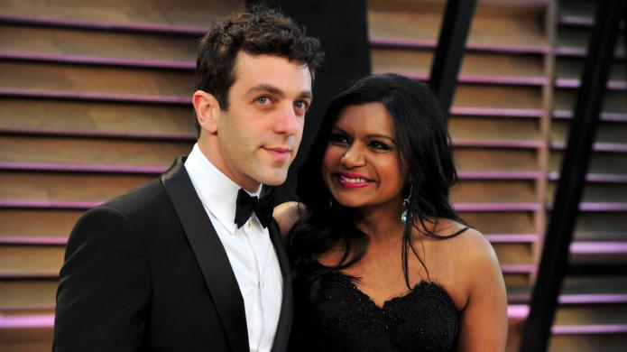 7 Photos of Mindy Kaling and