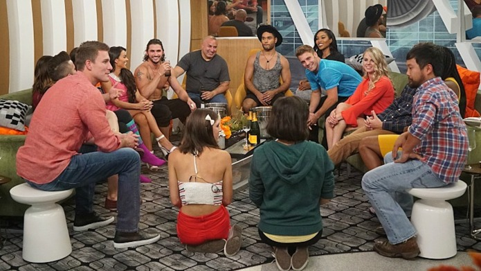 12 new houseguests and 4 returning