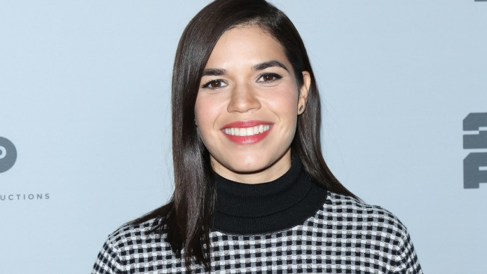 America Ferrera & Ryan Piers Williams