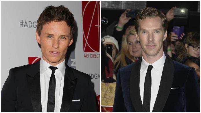Eddie Redmayne and Benedict Cumberbatch battle