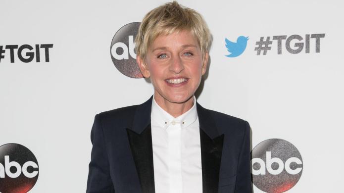 Ellen DeGeneres has the Halloween costume