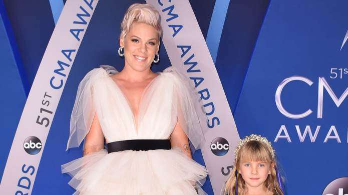 Pink Had the Best Date for