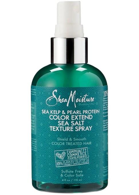 Best Sea Salt Sprays 2017: Protein Color Extend Sea Salt Texture Spray | Summer Hair