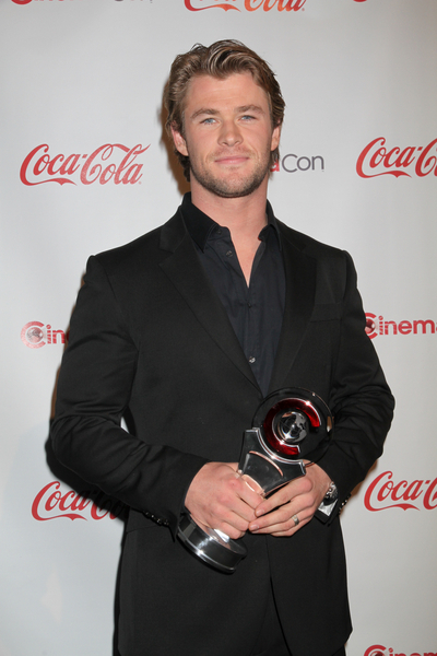 03/31/2011 - Chris Hemsworth - 2011