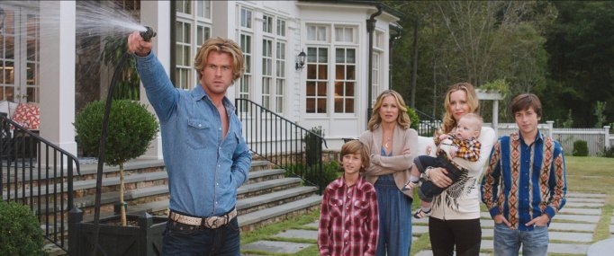 11 roles Chris Hemsworth played before he was Thor: 'Vacation'