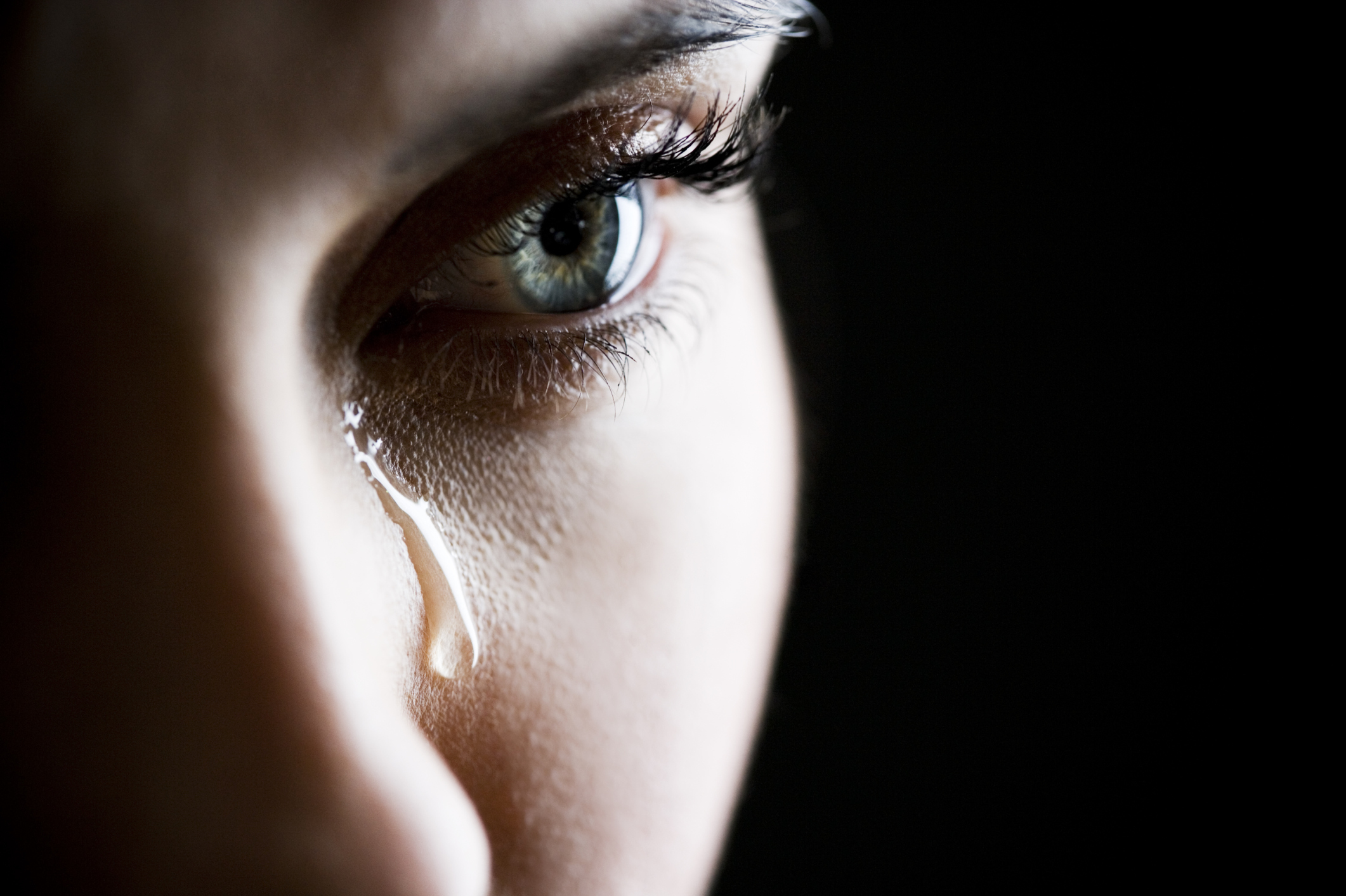 You Cry 3 Kinds Of Tears Depending On The Kind Of Sobfest Youre