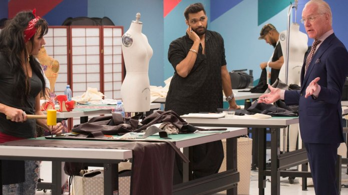 Project Runway: Fans shocked as Tim