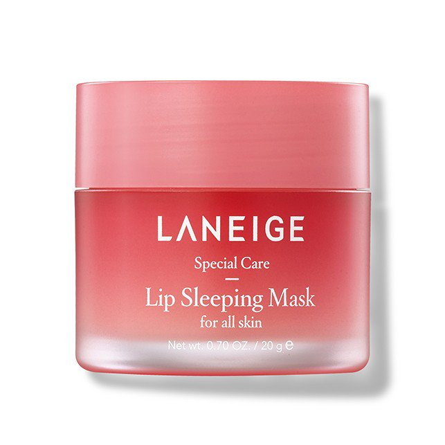 Skin Care Products Moms Love: Laneige Lip Sleeping Mask