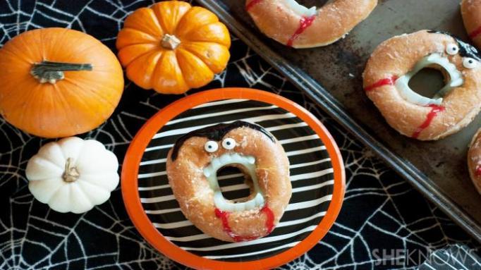Adorable no-bake Halloween treats