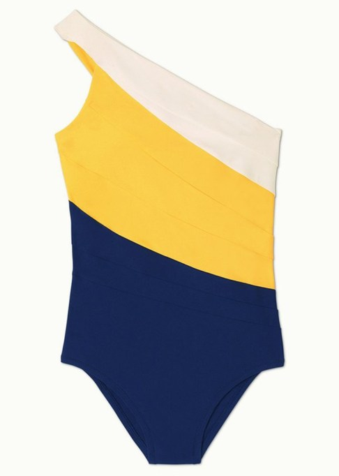 Best Unique Bathing Suits: Summersalt The Sidestroke Swimsuit | 2017 Summer Swimsuits