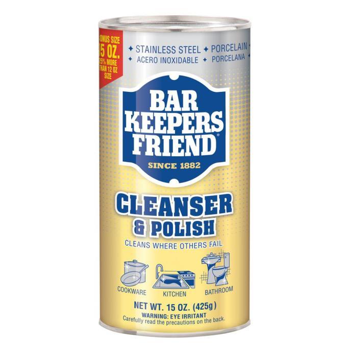 Bar Keeper's Friend Cleanser & Polish