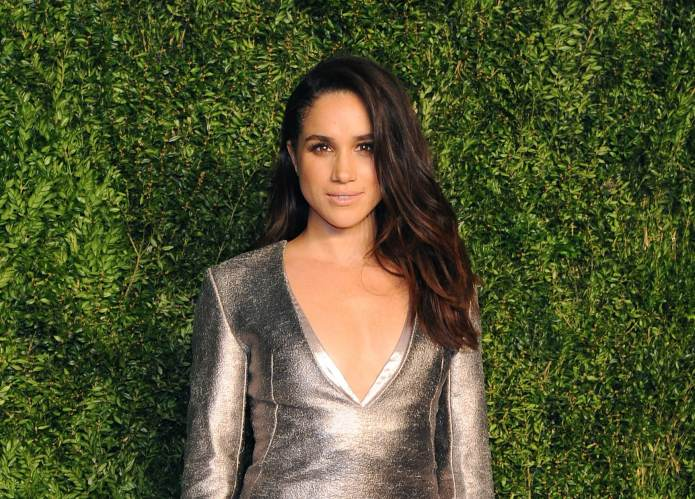 An Ode to Meghan Markle's Freckles