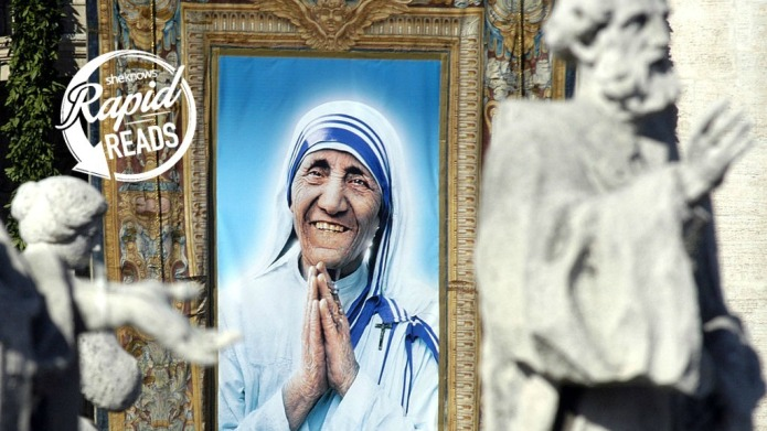 Mother Teresa recognized for second miracle