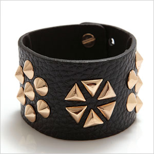 eQUIP studded cuff