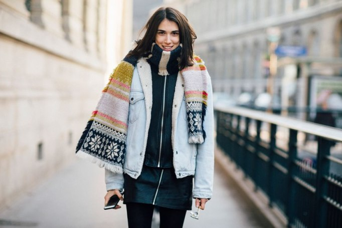 Blanket Scarves to Keep You Cozy This Fall and Winter: Printed Beauty | Fall and Winter Fashion 2017