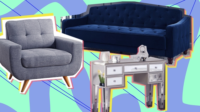 PSA: Walmart Sells Really Fancy Furniture