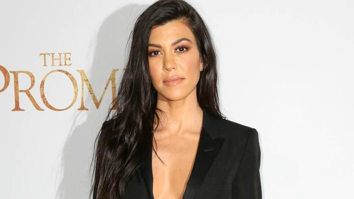Kourtney Kardashian's the Birthday Girl and