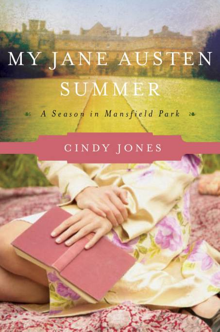 My Jane Austen Summer: A Season in Mansfield Park book cover