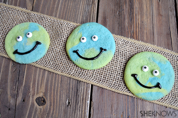 Earth day cookies | Sheknows.com