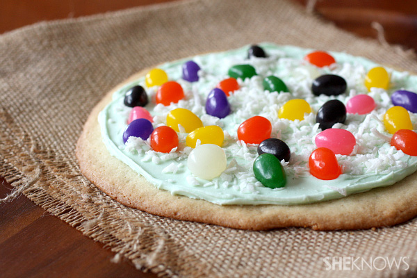 Easter Pizza