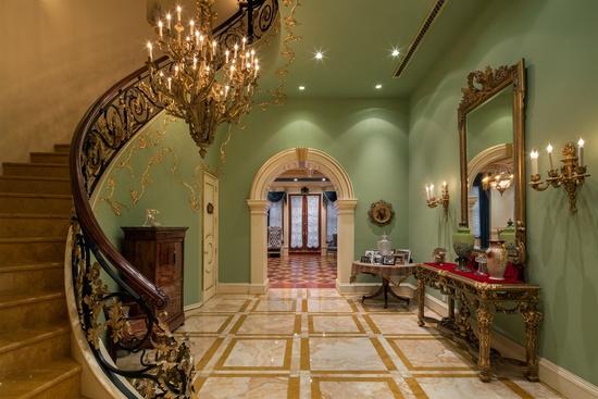 East side mansion