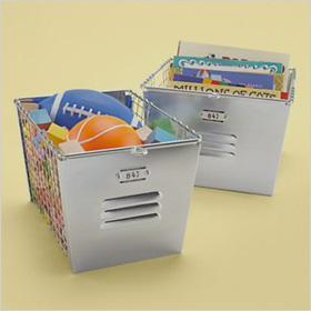 locker storage bin