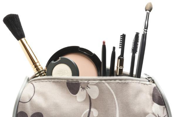 The new makeup bag