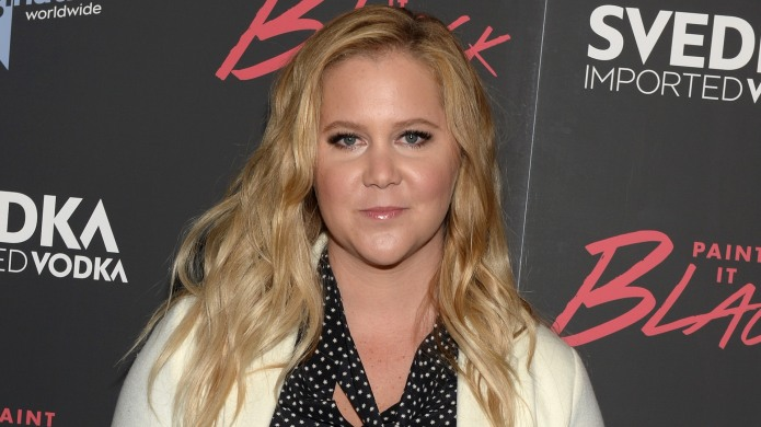 Amy Schumer Has the Chillest Proposal