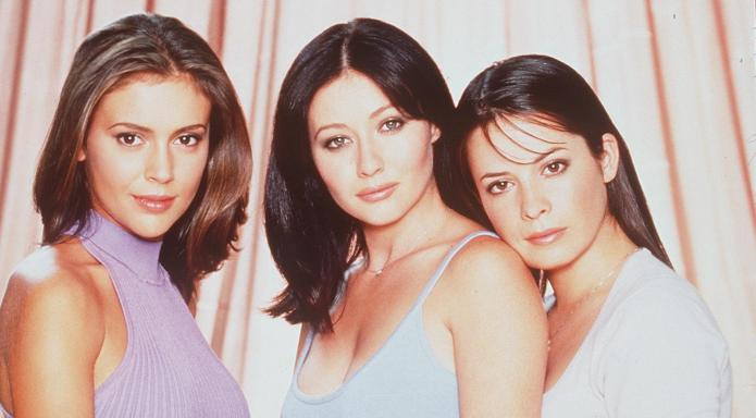 1999 Alyssa Milano, Shannen Doherty, And