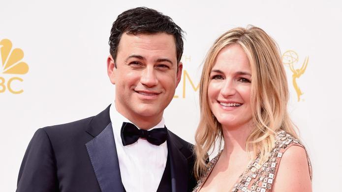Jimmy Kimmel takes the metro to