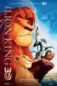 Lion King 3D brings Simba and