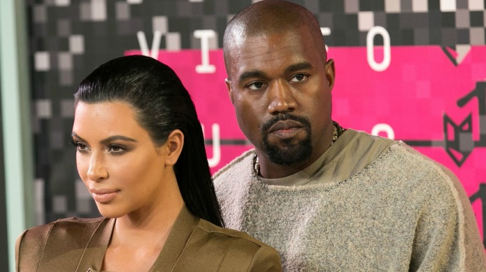 Kanye West takes aim at white