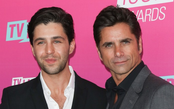 John Stamos Attended His Ex-TV Son's