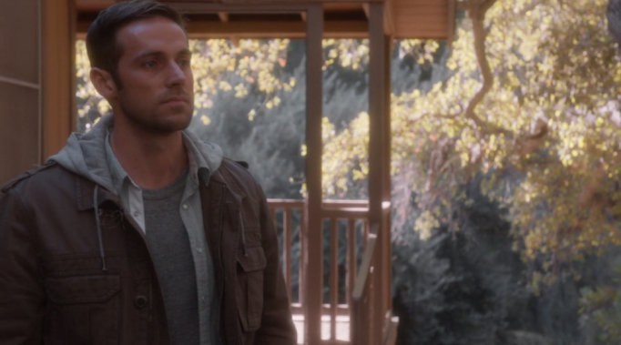 Dylan Bruce on 'NCIS'