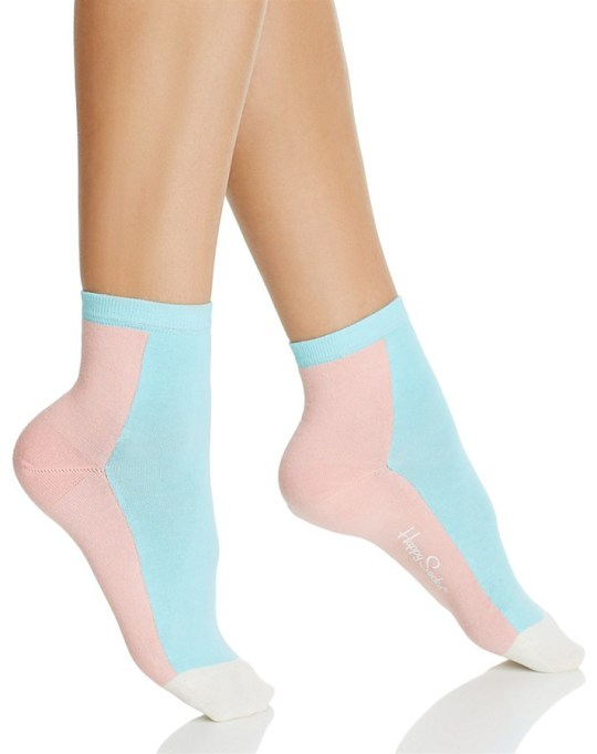 The Best Summer Lingerie and Loungewear | Happy Socks Ankle Socks